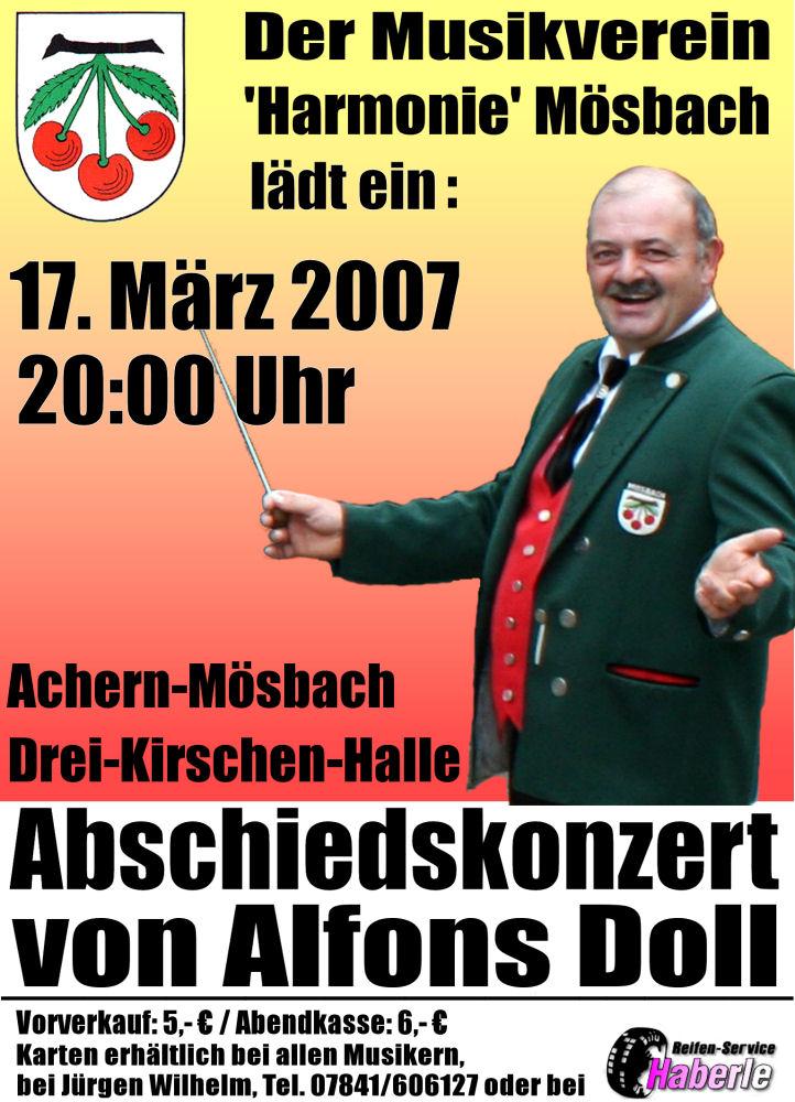 2007 KON Plakat