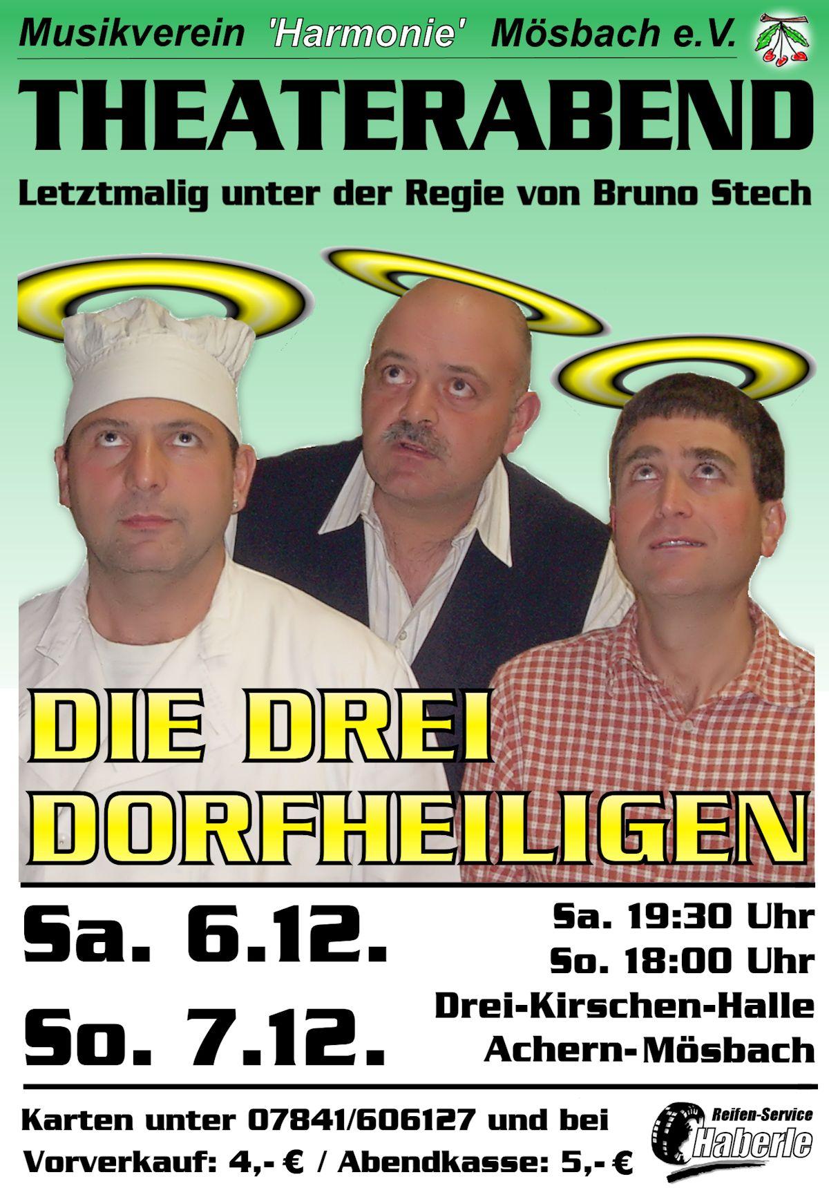 2008 THE Plakat