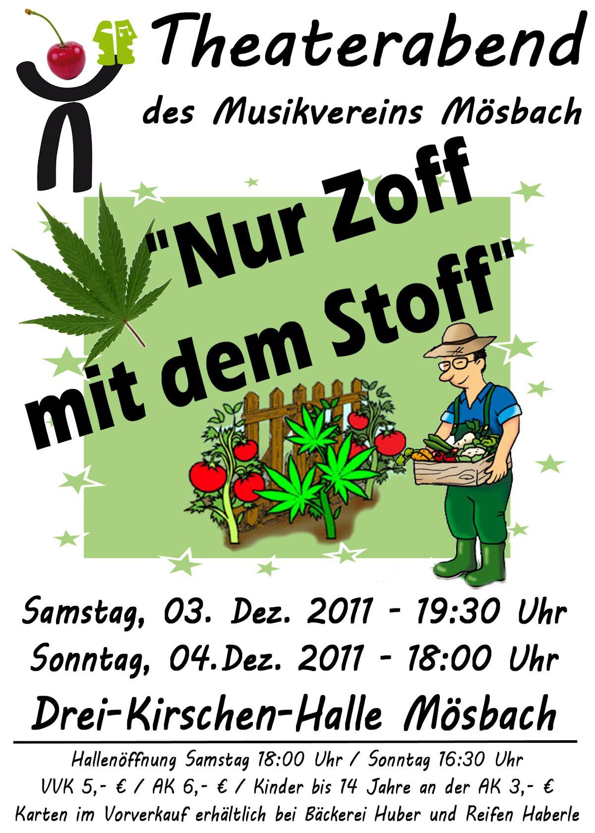 2011 THE Plakat