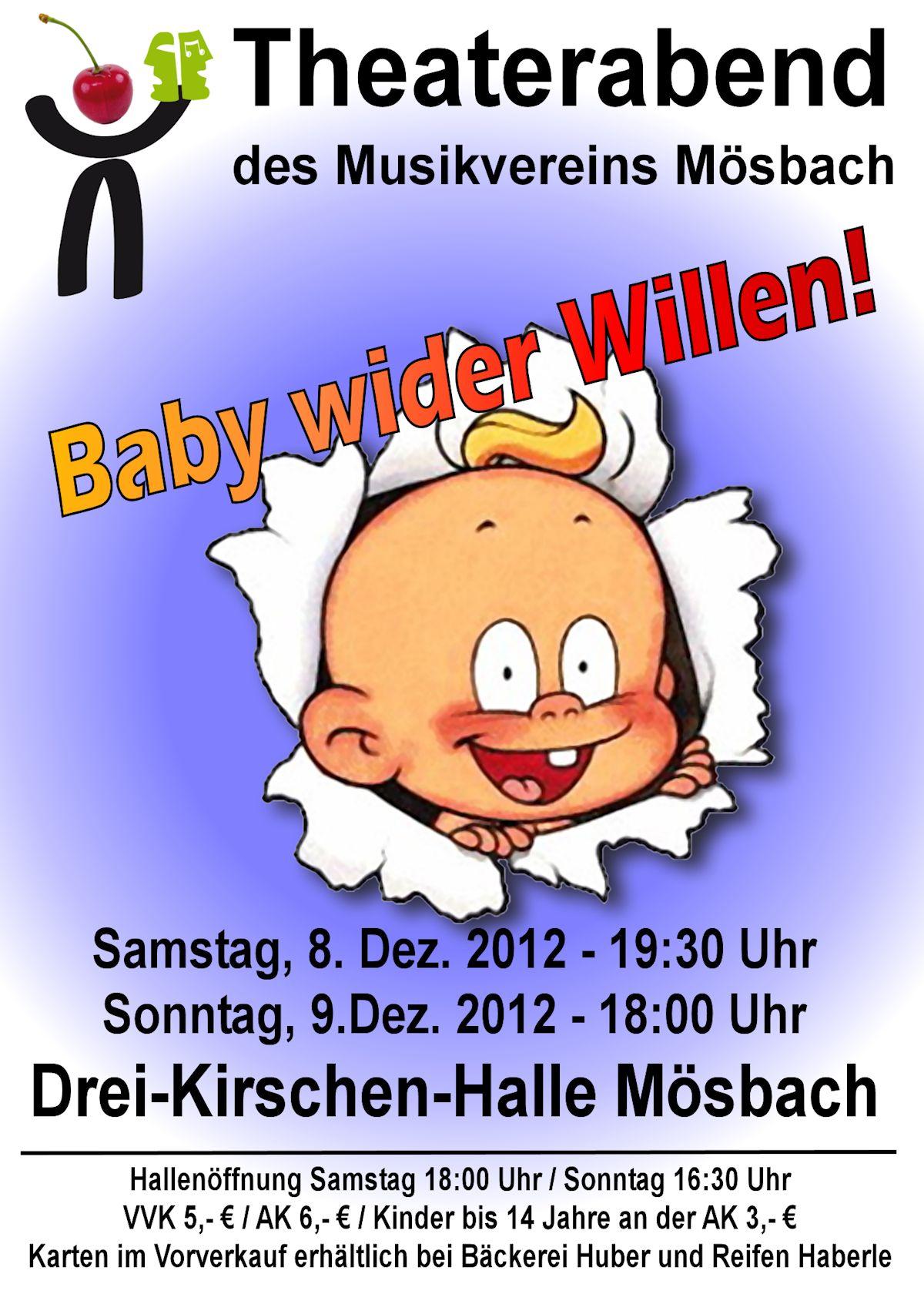 2012 THE Plakat