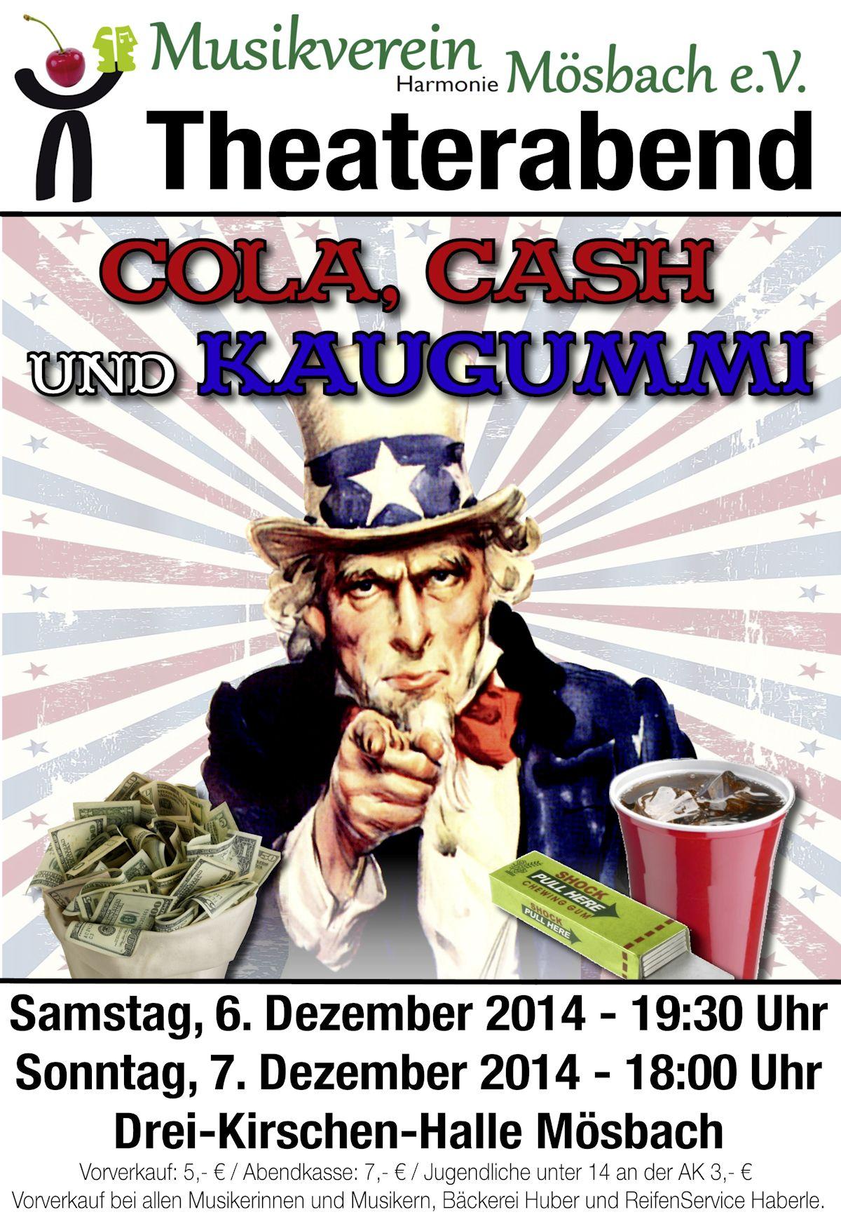 2014 THE Plakat