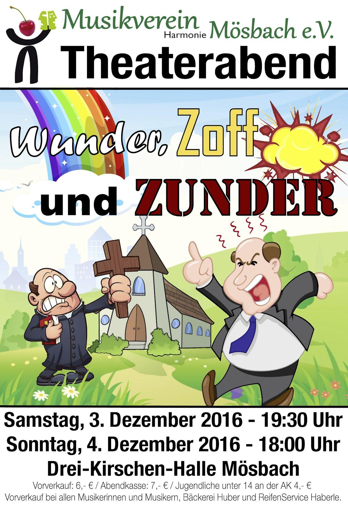 2016 THE Plakat
