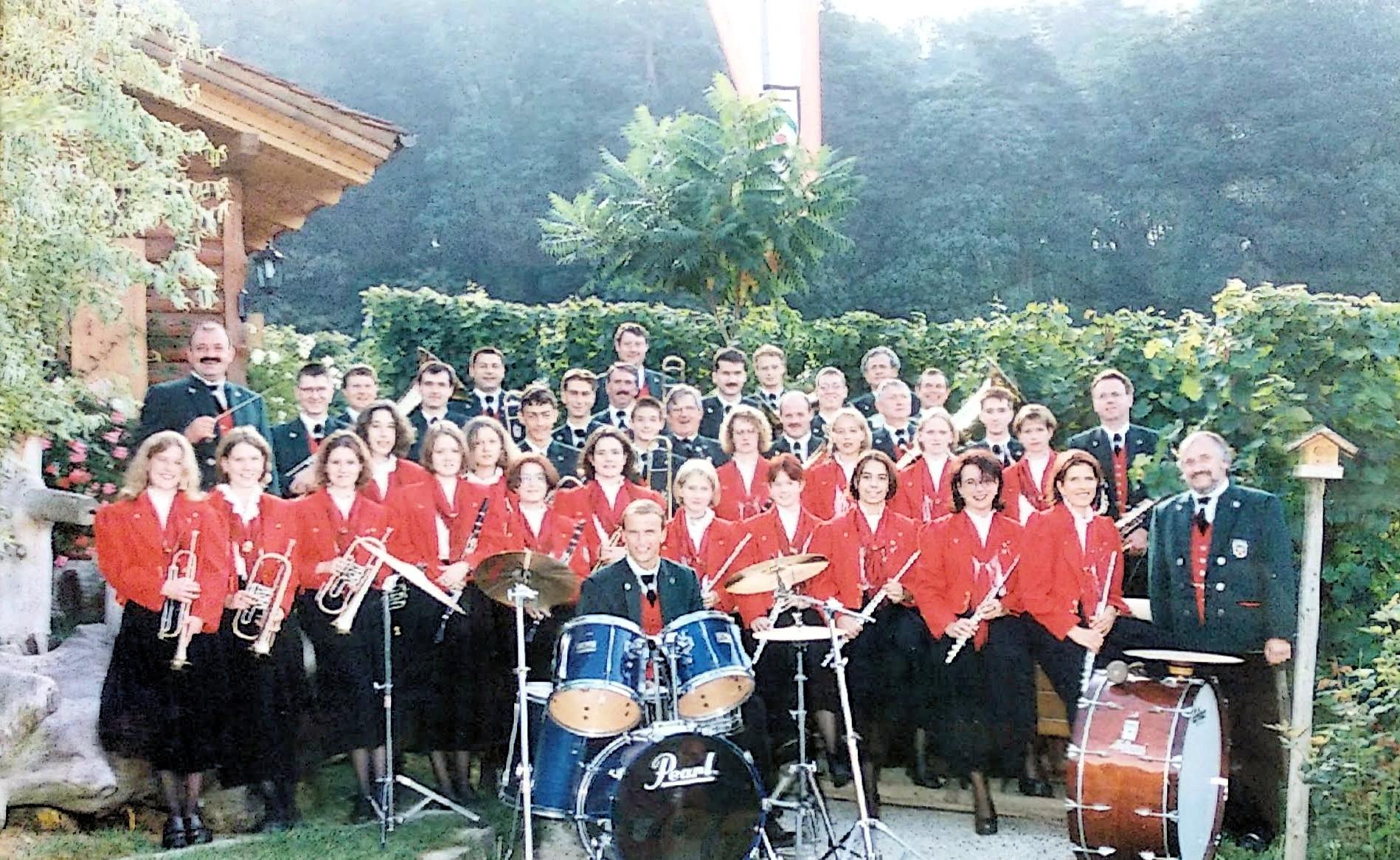 Musikverein Mösbach 2000