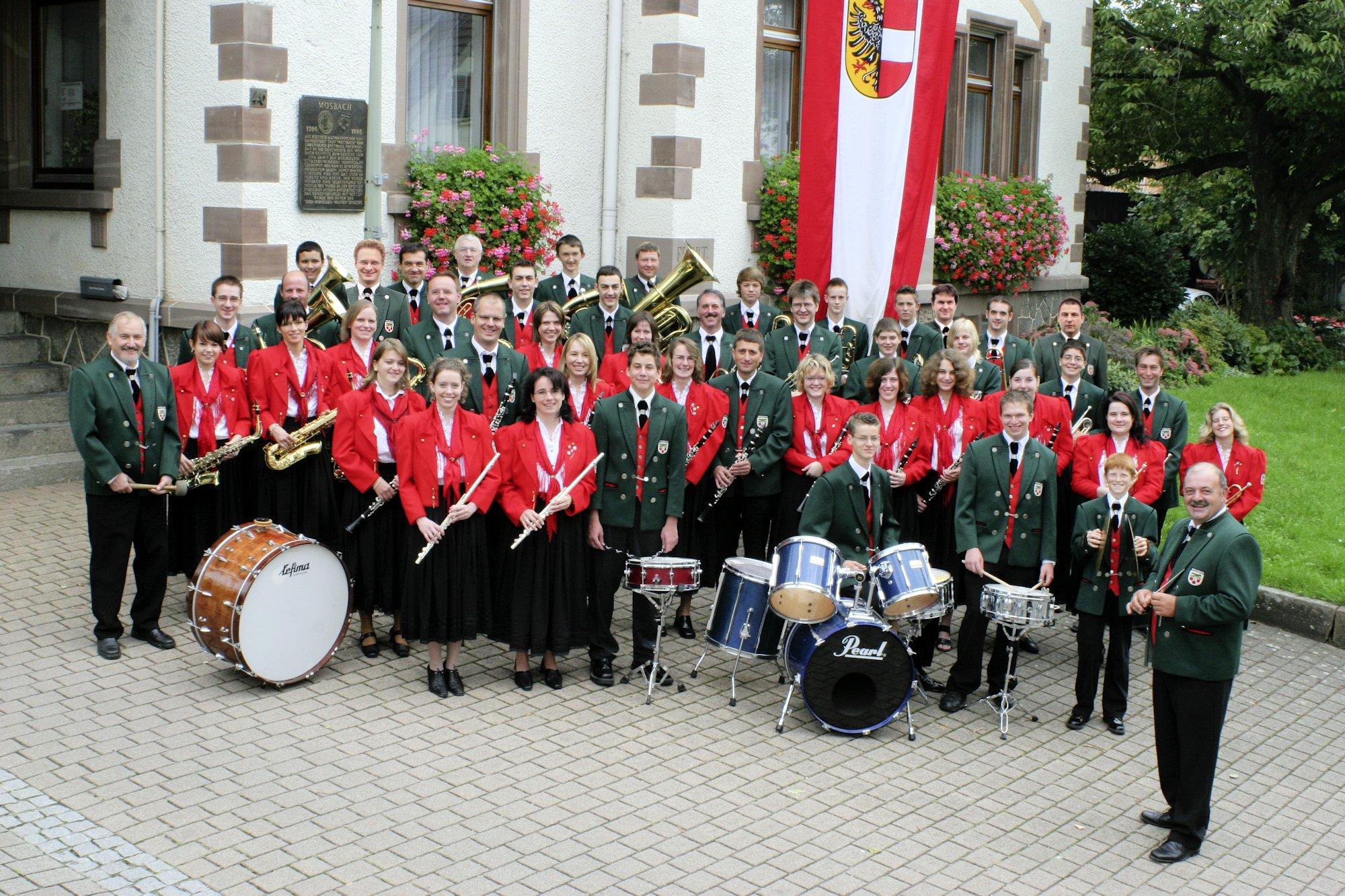 Musikverein Mösbach 2006